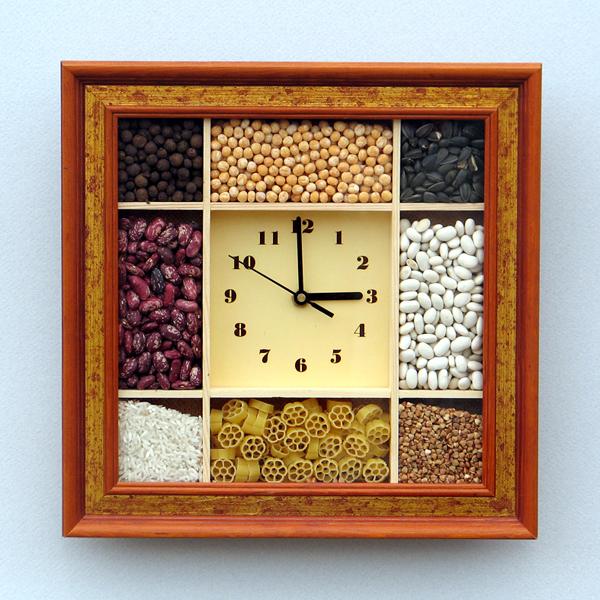 Идея для часов своими руками